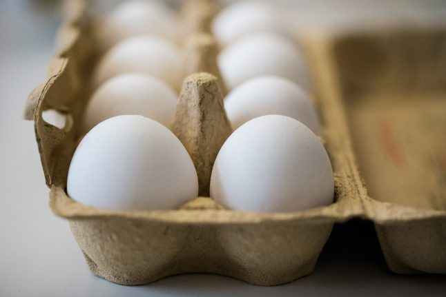 German chemical giant BASF to restrict use of pesticide in egg scandal