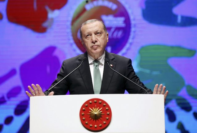 Erdogan warns German foreign minister to 'know your limits'