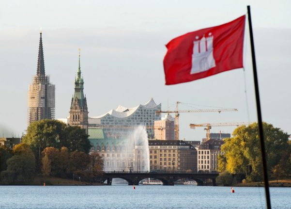 Hamburg rated 10th most liveable city in the world