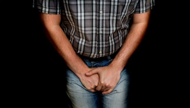 Court rules that crunching another man's nuts at work is sexual assault