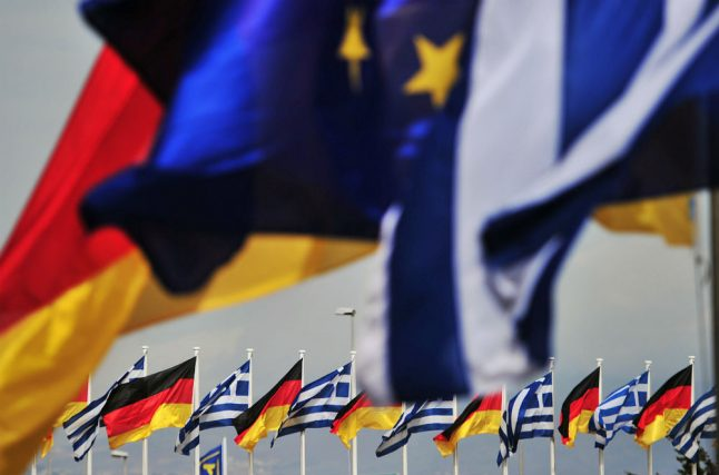 Greeks brace for more Merkel, worrying about potential sway of liberal allies