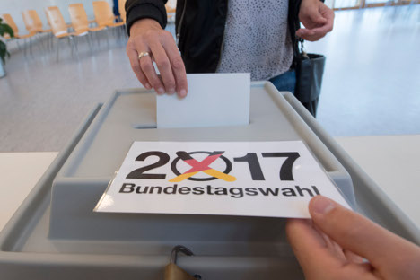 Facts and figures about Germany as the country goes to the polls