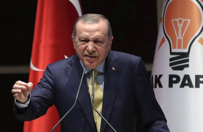 Turkey says citizens face 'racist treatment' in Germany