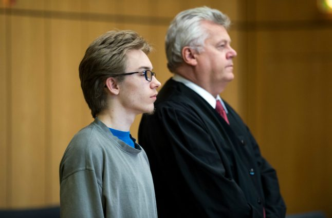 Teen admits to murdering child and school friend in case that shook Germany