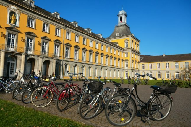 Here are the top ten most prestigious universities in Germany