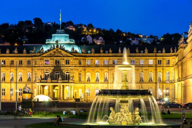 Stuttgart is the least stressful city in the world, study finds