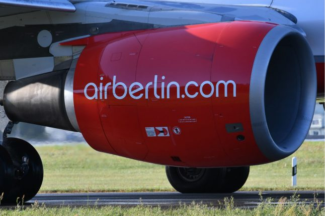 Want to buy up a bust German airline? Today's your last chance