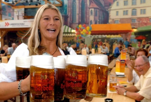 Forget Oktoberfest. Here's why you should visit Cannstatter Volksfest instead
