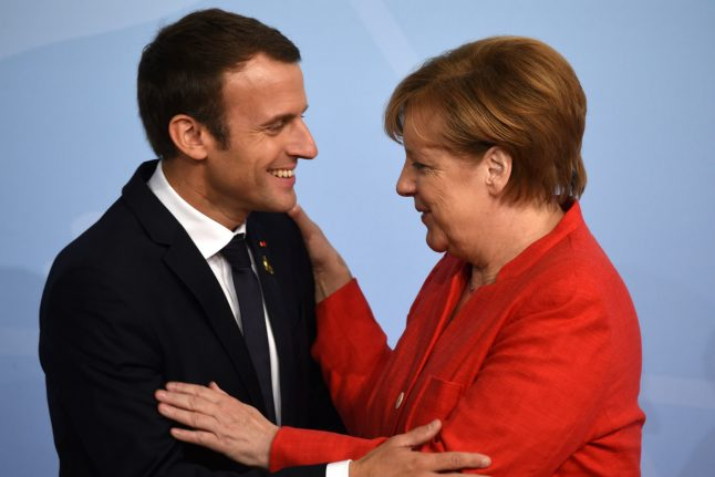 Merkel: Germany 'widely agrees' with France on EU reform
