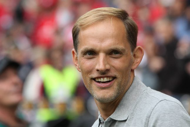Football: Tuchel in talks with Bayern - reports