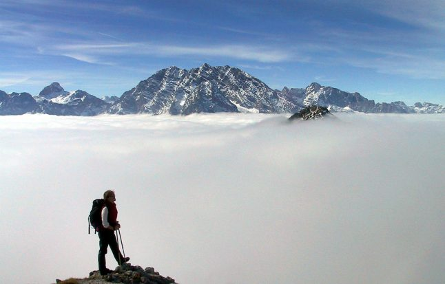 Mountaineer's body found two weeks after deadly fall in German Alps