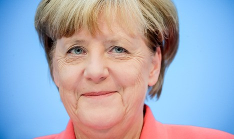 Which of the smaller parties is Merkel going to take to the ball this time?