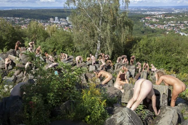 Stuttgart lays itself bare in the name of freedom, nature and art