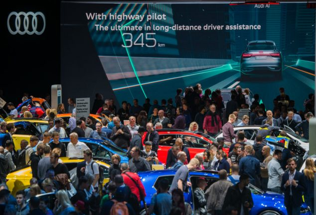 Germans worry driverless cars will take the fun out of their favourite pastime