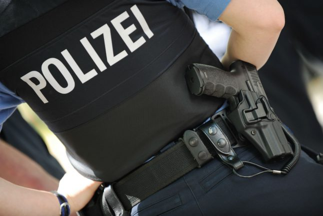 Berlin court rules on whether farting next to a police officer is allowed