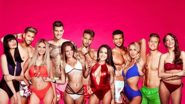 Hit British reality TV series Love Island arrives in Germany