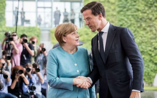 Are drawn-out Dutch coalition talks a harbinger of tough days ahead for Germany?