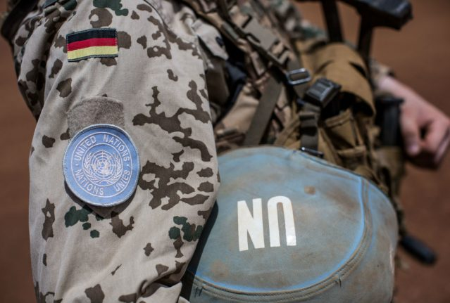 German court jails Syrian refugee over UN kidnapping