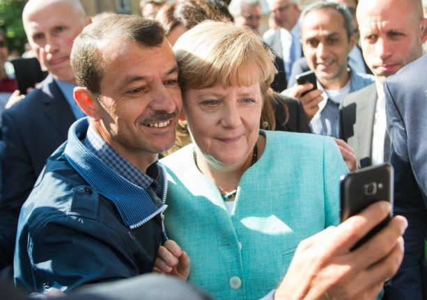 'We can do it': Is Merkel's refugee rallying cry a boon or a burden this election season?