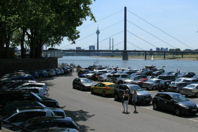 New Google feature set to ease pain of parking in Cologne and Düsseldorf
