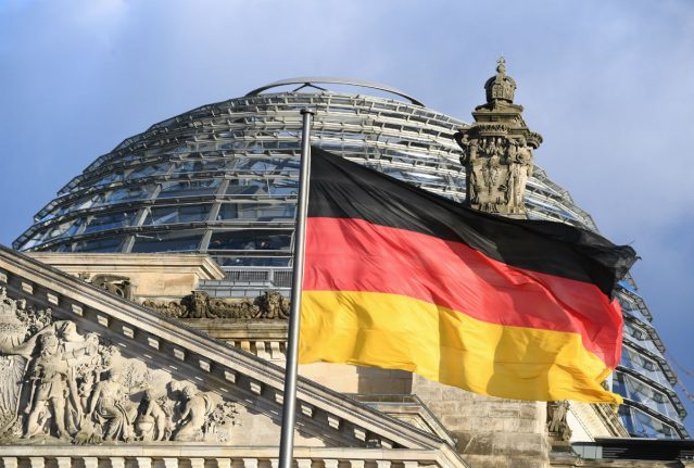 Germans happier with their country's direction than their EU neighbours, survey shows