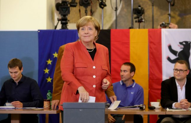 AS IT HAPPENED: Merkel wins fourth election, as far-right enter German parliament