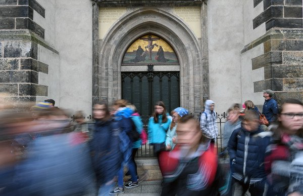 Anti-Jewish sculpture in Wittenberg splits opinion on 500th anniversary of Reformation