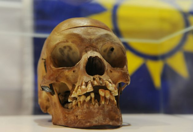 Researchers try to work out origins of 1,000 human skulls from colonial Rwanda