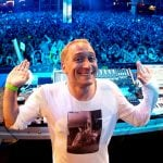 After near-death fall, German trance pioneer van Dyk finds new purpose