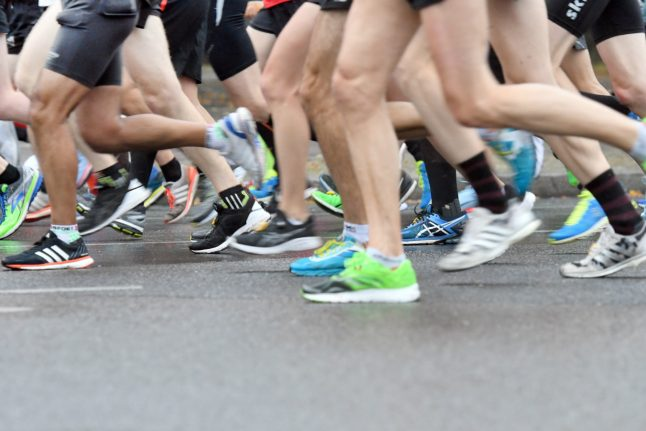 Accidental detour means disqualification for top five Kassel marathon runners
