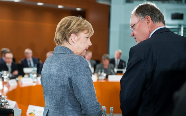 How a knife-edge state election could help Merkel build her fourth-term government