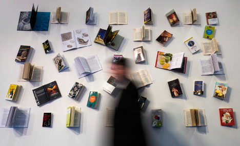 Five things to do at the Frankfurt Book Fair