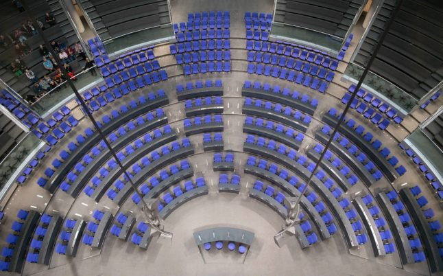 Deadlock over Bundestag seating, as liberals refuse place next to AfD