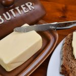 Why has the price of butter risen so sharply in the past year?