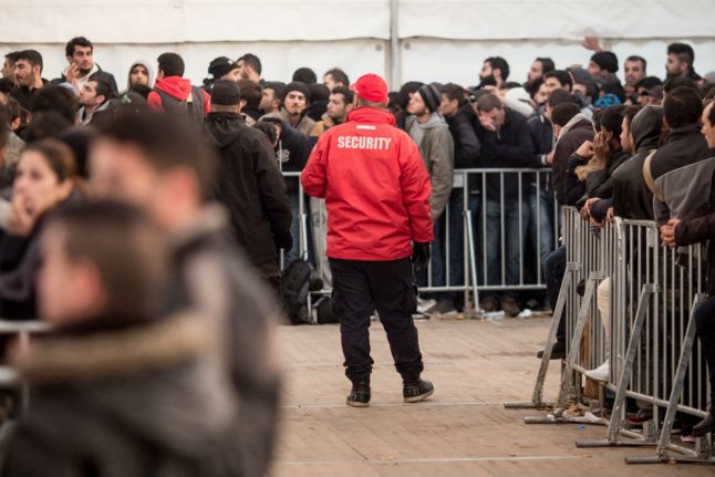 Security guards in Berlin are pushing refugees into prostitution: media report