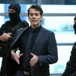 Former 'Mr Germany' on trial for shooting police officer