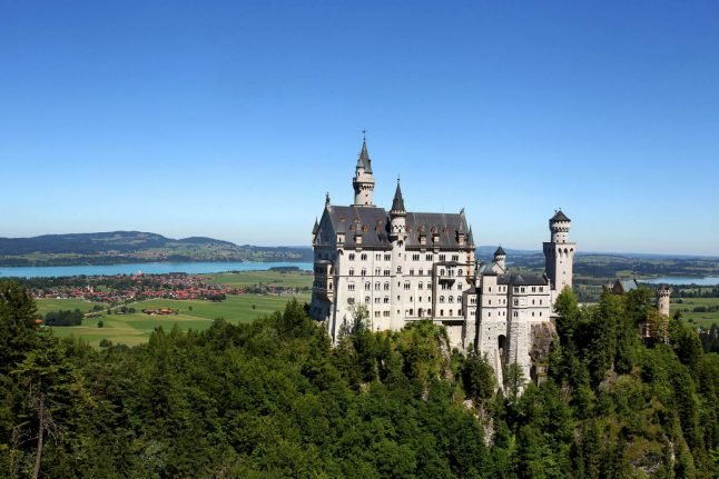 10 surprising facts you should know about Neuschwanstein Castle
