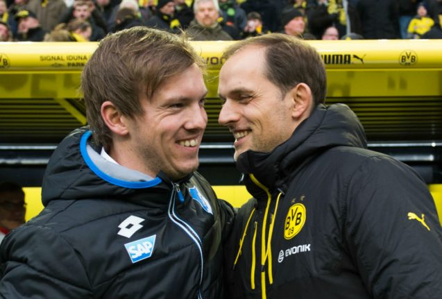 Five things we learned from the German Bundesliga matches