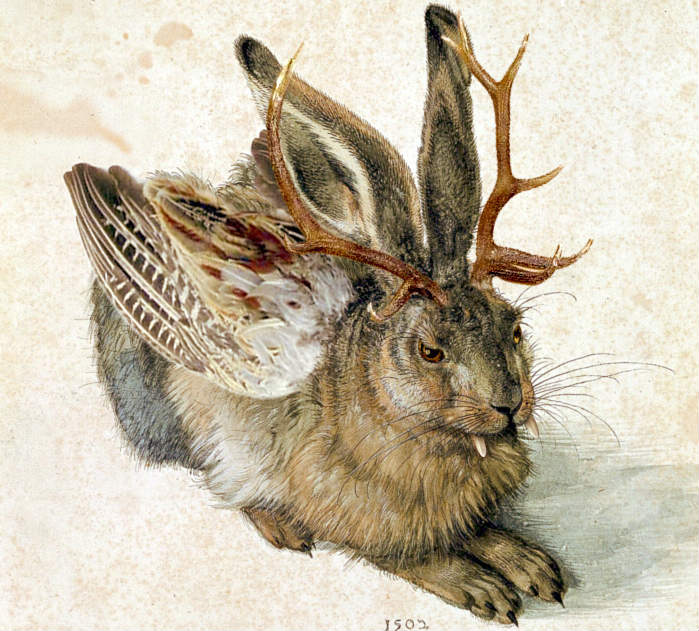 Bavaria's weirdest and wackiest mythical creature, the Wolpertinger