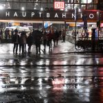 Two men arrested for arson attack on homeless man at Munich central station