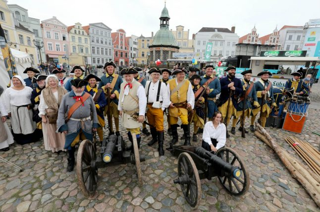 'Alter Schwede!': the surprising role of old Swedes in the German language