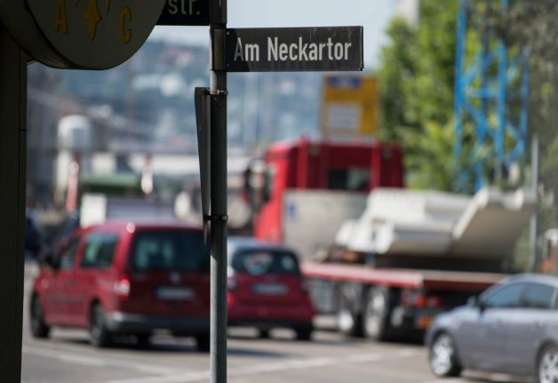 EU planning to sue Germany over dirty air in cities: report