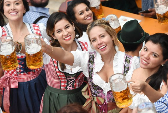 Germany tolerates men staring at breasts more than most, survey reveals