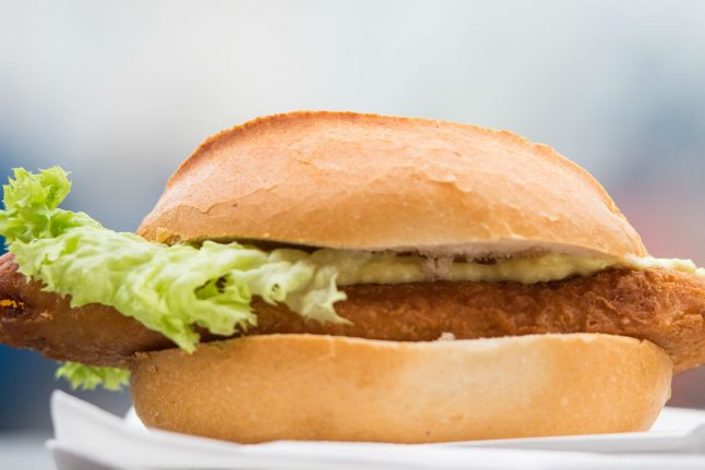 Woman finds seven-centimetre worm in fish fillet bought at German supermarket