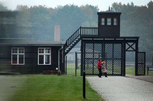 Two ex-Nazi camp guards charged over hundreds of Holocaust deaths