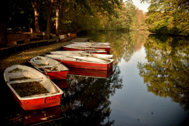 Summer in November? Temperatures predicted to reach 20C in southern Germany