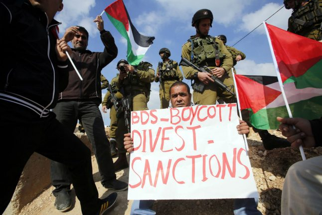 How Germany deals with activist movements against Israel