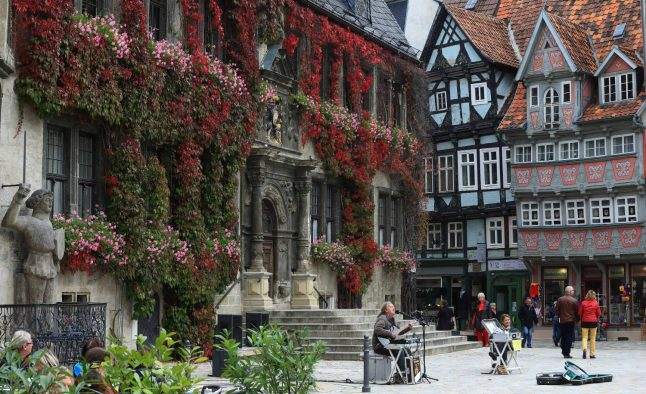 These are the 15 most romantic towns to visit in Germany
