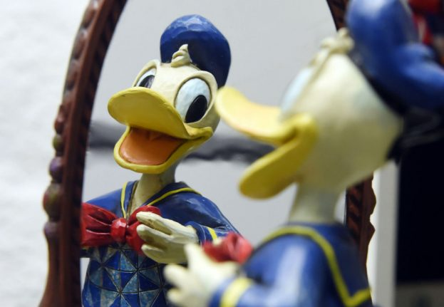 Move over Mickey: Donald Duck is king in Germany
