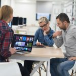 'German startup founders in general are much more extroverted'